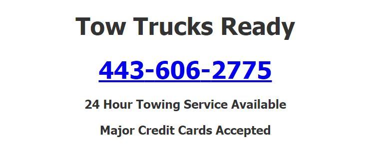 Abingdon Tow Truck phone