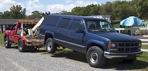 Bel Air Tow Truck
